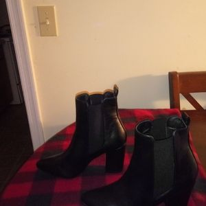 Ankle boots (Never worn)